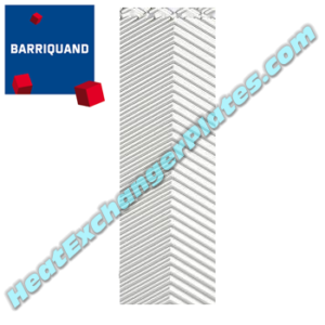 Barriquand Heat Exchanger Plates
