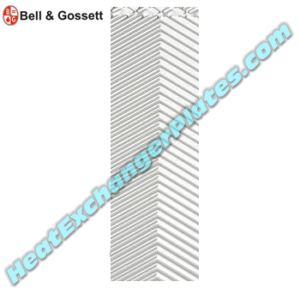 Bell & Gossett Heat Exchanger Plates