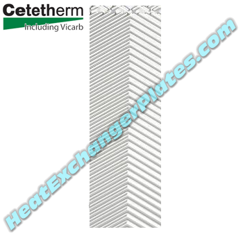 Cetetherm Heat Exchanger Plates