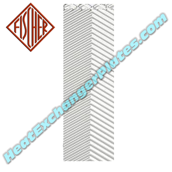 Fischer Heat Exchanger Plates