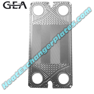 GEA Heat Exchanger Plates