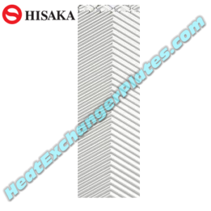 Hisaka Heat Exchanger Plates