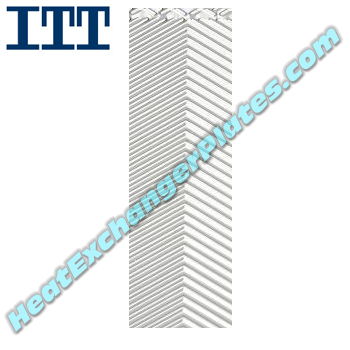 ITT Heat Exchanger Plates
