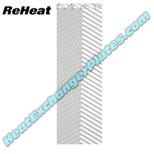 Reheat Heat Exchanger Plates