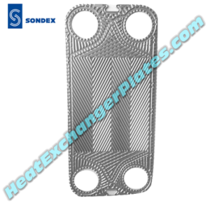 Sondex Heat Exchanger Plates